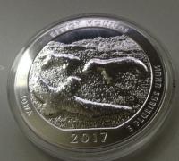 Effigy mounds coin