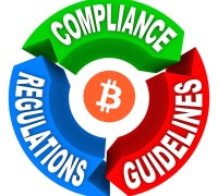 Regulation guidelines with bitcoin