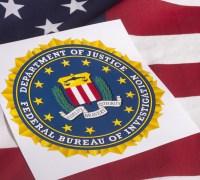 Department of Justice FBI
