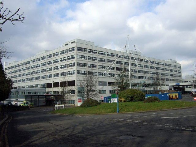 Sigmoidoscopy - John Radcliffe Hospital - Oxford, UK