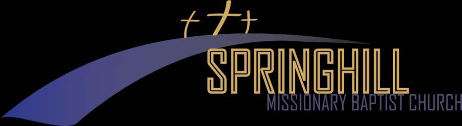 Springhill Missionary Baptist Church Logo
