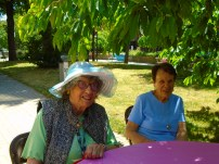 Smiles at our summer barbecue