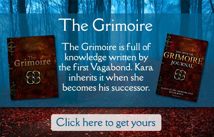 Grimoire Journal