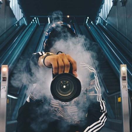 Kreatívne so smartfónom (fotoaparátom)