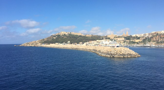 Celebrating the end of the Primary Experience in Gozo