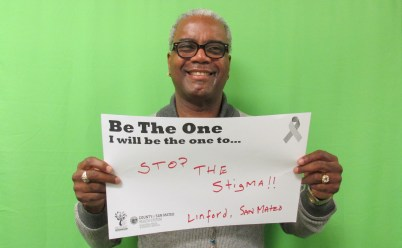 Stop the stigma! - Linford, San Mateo