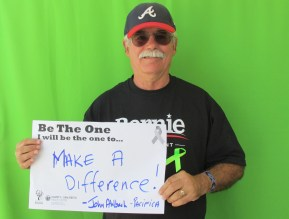 Make a difference! - John, Pacifica