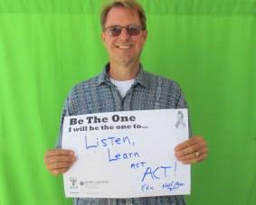 Listen, Learn, Act! - Eric, Half Moon Bay
