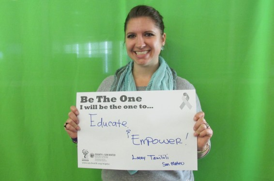 Educate & Empower! -Lacey Tauiliili, San Mateo