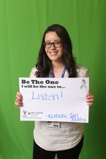 Listen! - Natalie, San Mateo