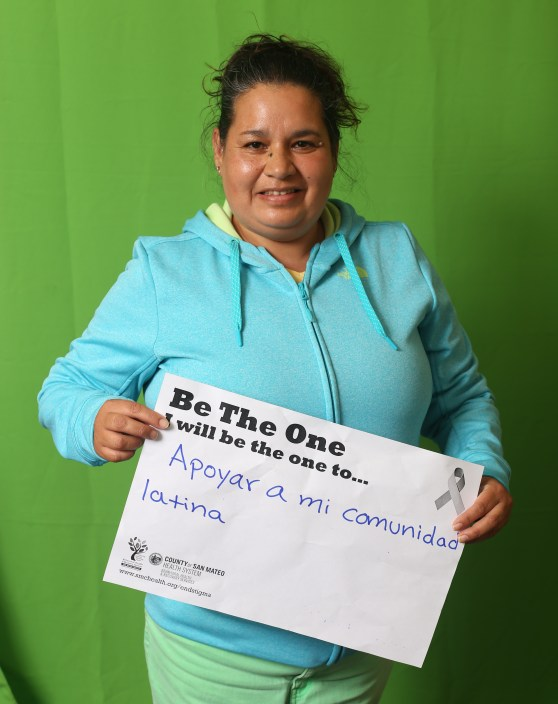 Apoyar a mi comunidad latina! (Support my Latino community!)