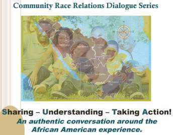 Community Race Relations Image