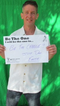 Be the change - Dan