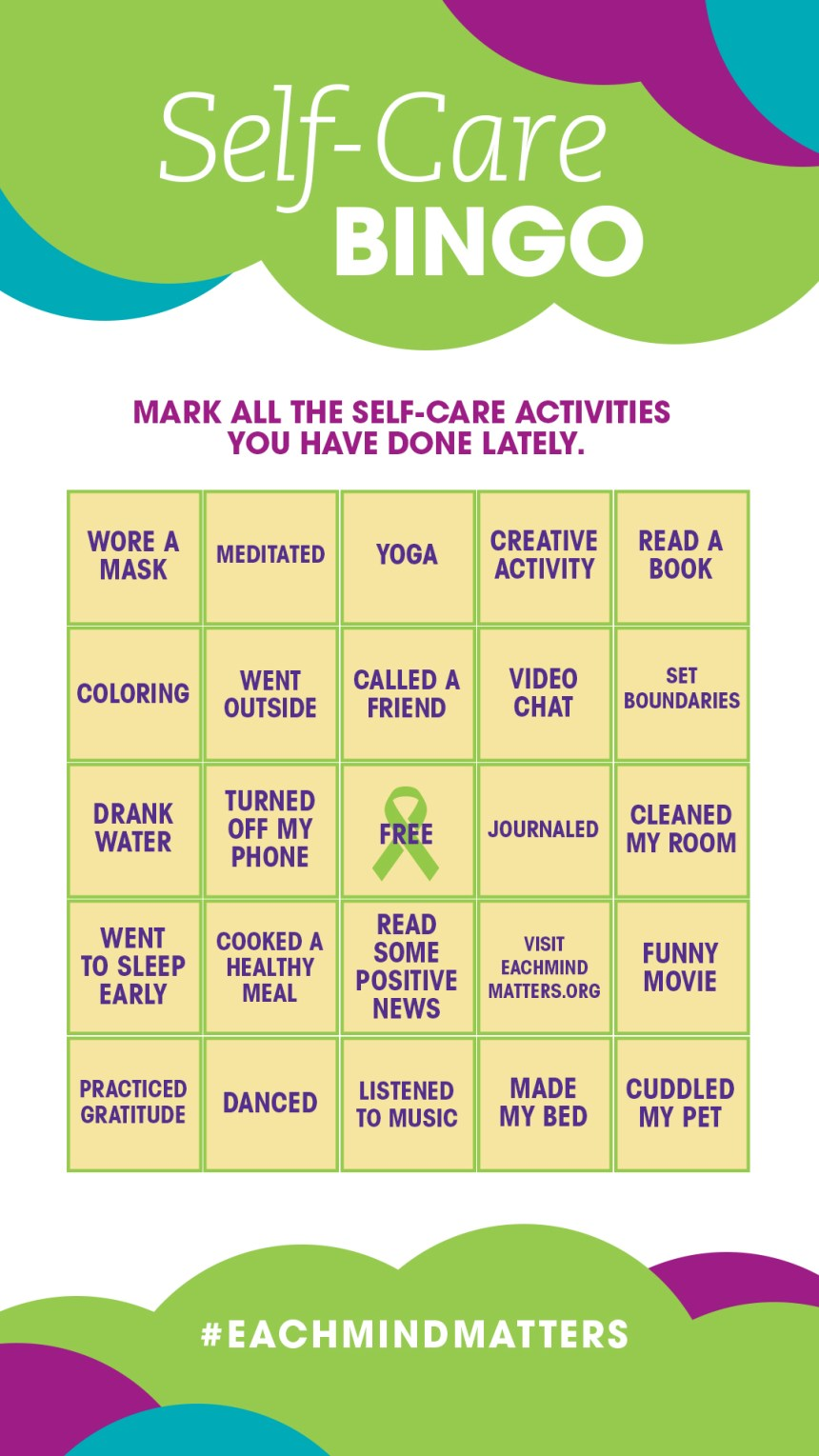 Self-Care Bingo Insta Story Template FINAL