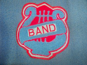 John Marshall High School Band Patch - Stephen's Spot Photography