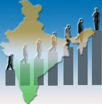 corporate India is likely to clock 22.8% growth in net profit in 2009-10