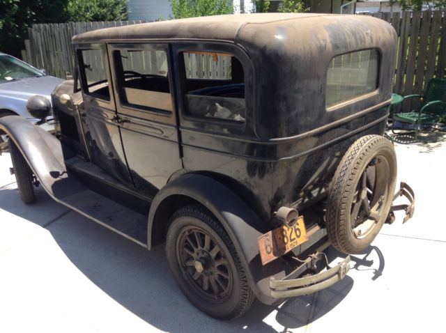 1929 Willys Knight Model 56 Sedan  Classic Willys Knight 56 1929 for sale
