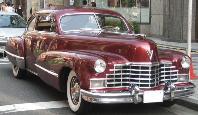 1946 Cadillac Coupe Deville For Sale