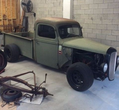 1946 ford truck  rat rod  hot rod classic  Classic Ford Other 1946 for sale