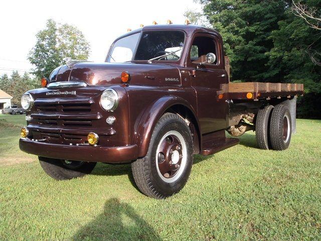 1948 Dodge Truck Wiring Diagram
