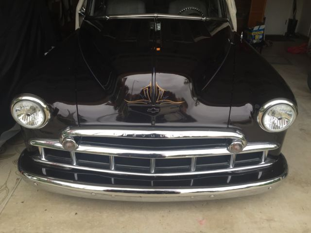 1949 Chevy Deluxe Wiring Harness