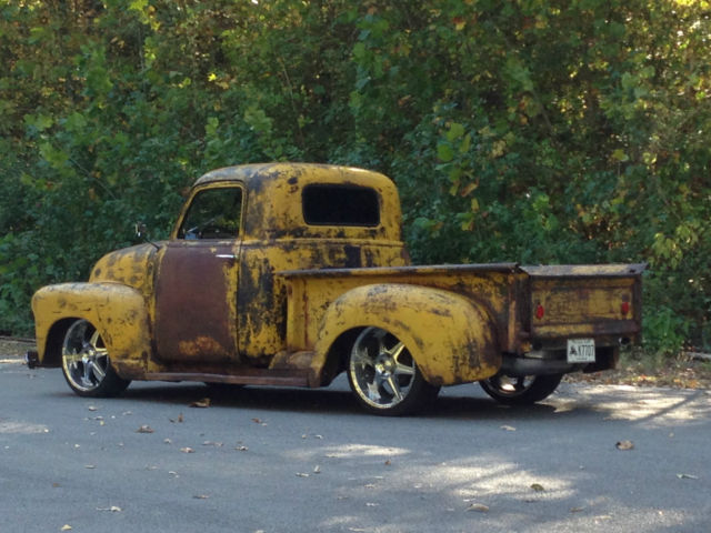4l60e wiring ranger boat diagram 1949 chevy pickup rat rod / hot 5.3 ls swap - classic chevrolet other pickups for sale
