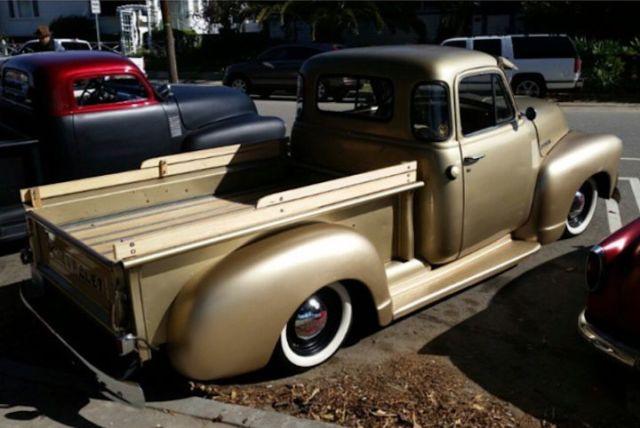 1951 Custom Chevy Truck