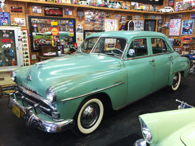 1951 Plymouth with 12k miles Dodge Chrysler Mopar 19501955 1956 1957 1958 1959  Classic