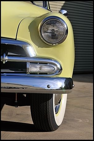 1952 Chevy Convertible : chevy, convertible, Chevrolet, Styleline, Convertible, Classic, Other