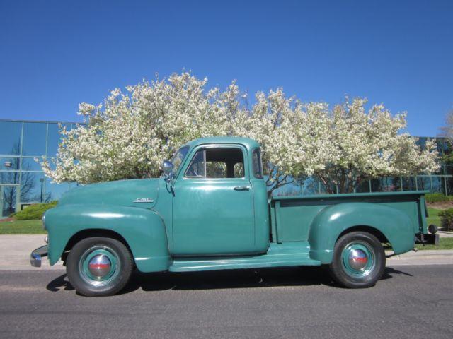1952 Gmc Pickup Truck