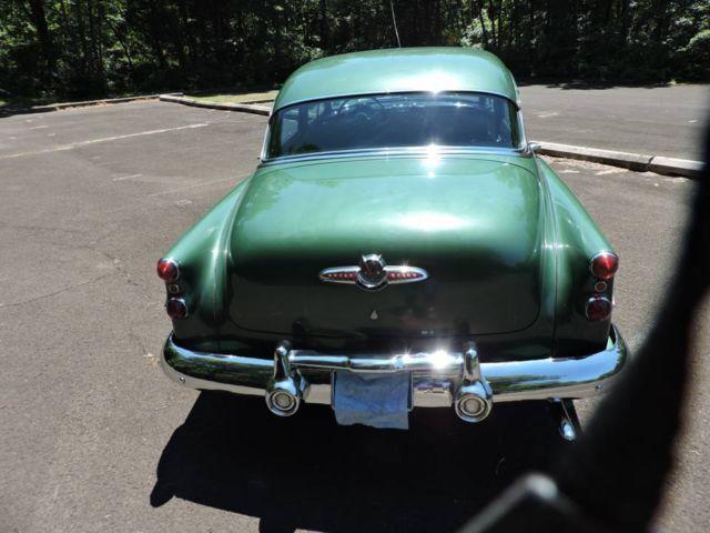 1953 Buick Super 4 Door Sedan V8 Power  Classic Buick