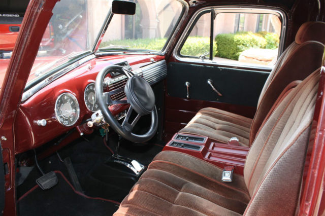 1953 Chevrolet 3100 Truck V8 Automatic Mustang Ii 4 Link Power