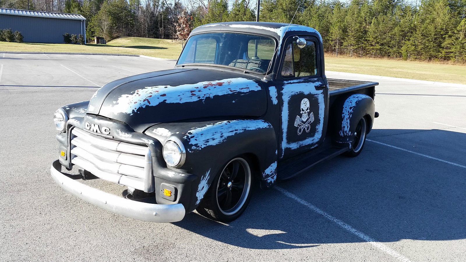S10 Frame Chevy Swap 1950 1949 Truck On