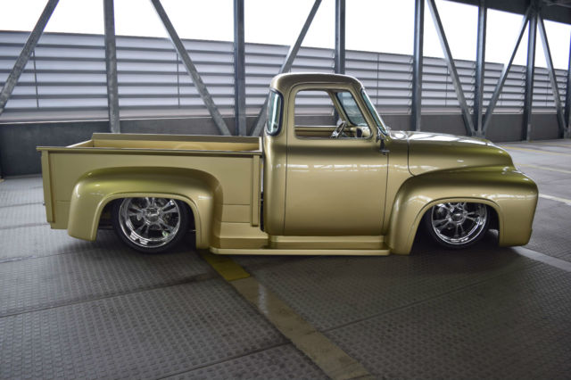 1955 Ford F100 Running Board