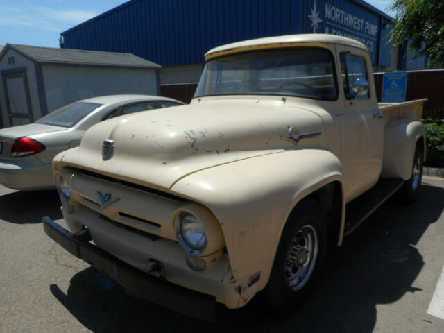 1956 Ford Truck Vin Plate Location Get Free Image About Wiring