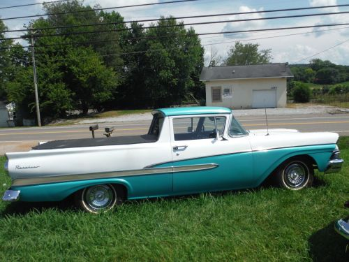 small resolution of 1958 ford ranchero