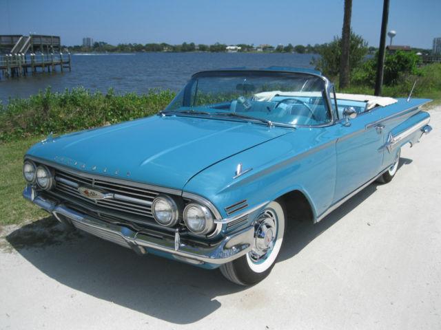 Impala Convertible Deion 1960 Chevy Impala Convertible 348 Tri Power