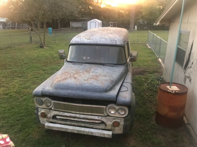 1961 Dodge Panel Van Very Rare For Sale 1961 Dodge Power Wagon
