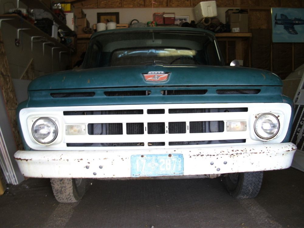 medium resolution of 1961 ford f 100