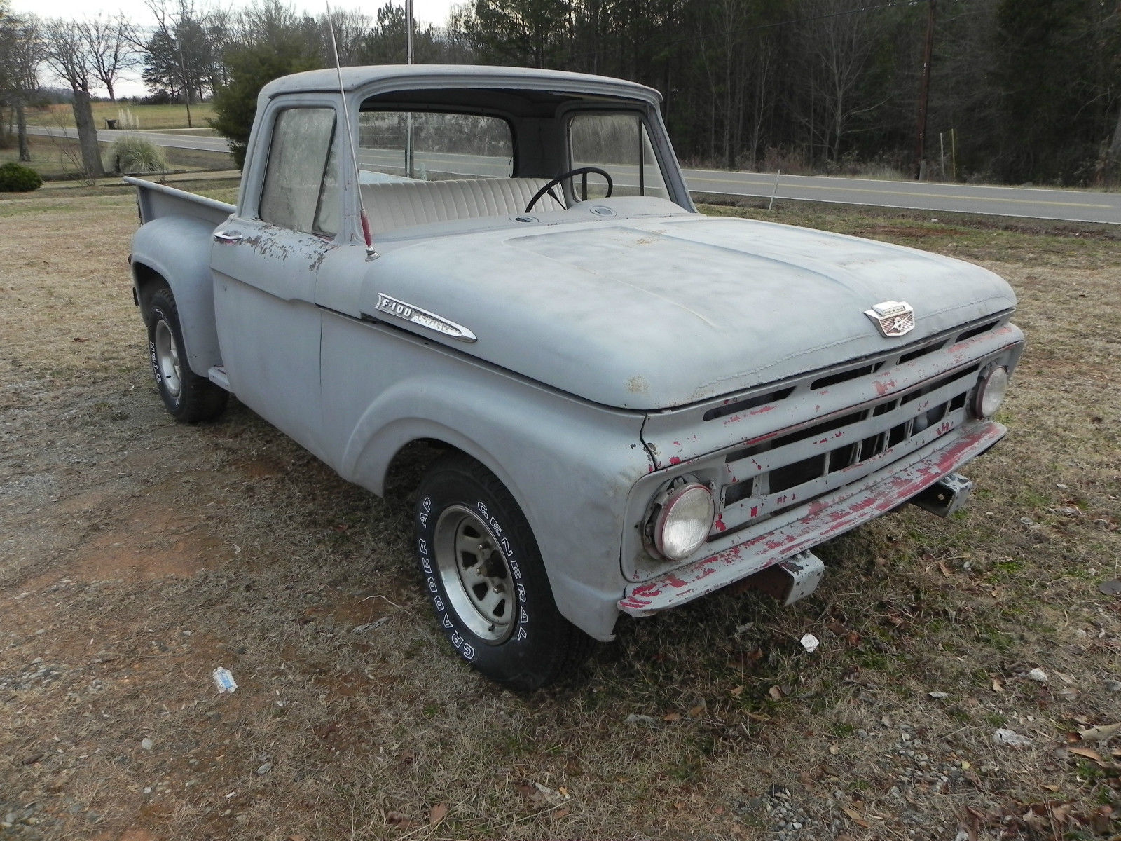 hight resolution of 1961 ford f 100