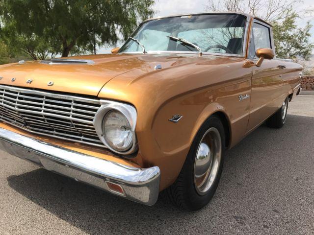 1962 Matic Ford Falcon O