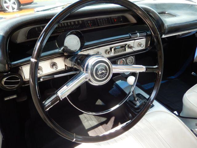 1964 Chevy Impala Tachometer