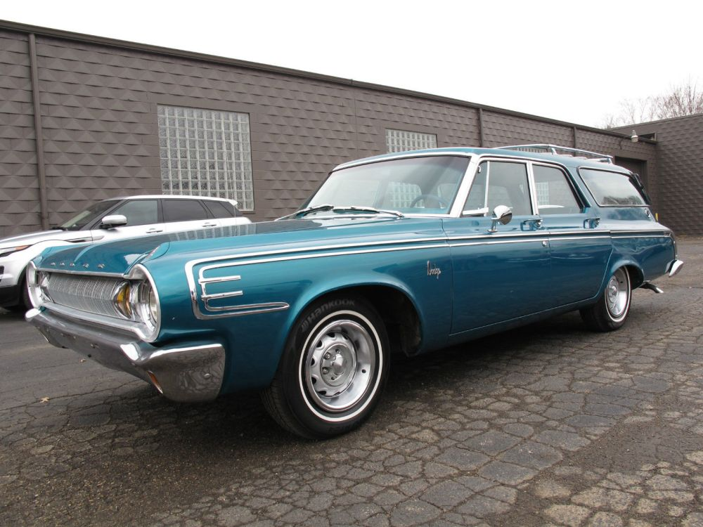 medium resolution of 1964 dodge 440 station wagon anniversary edition over 25 000 invested