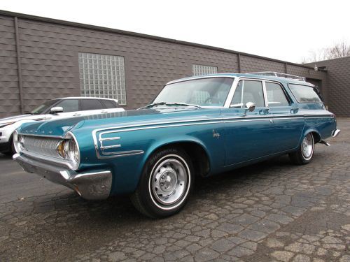 small resolution of 1964 dodge 440 station wagon anniversary edition over 25 000 invested