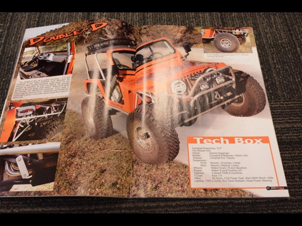 medium resolution of 1964 jeep cj5 custom rock crawler ls1 v8 motor atlas 3 8 walker evans 700r4