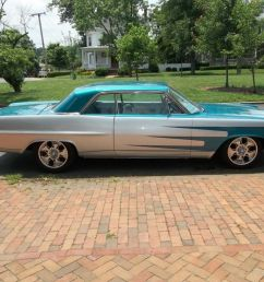 1964 pontiac catalina ventura custom resto mod street rod cruiser no reserve  [ 1024 x 768 Pixel ]