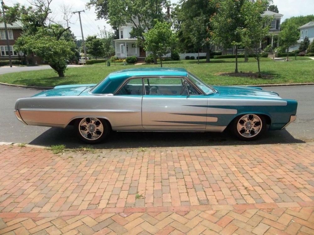 medium resolution of 1964 pontiac catalina ventura custom resto mod street rod cruiser no reserve