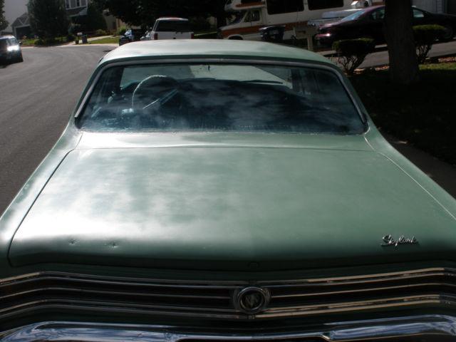 1965 Buick Wildcat 4 Door