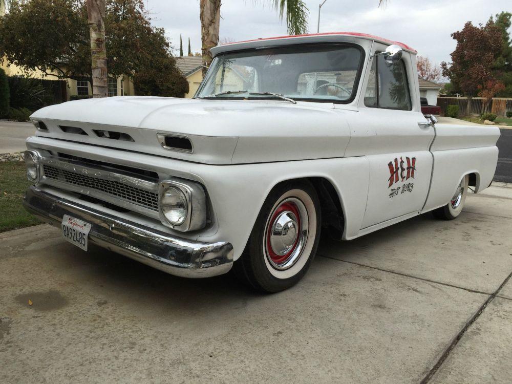 medium resolution of 1965 c10 short bed patina shop truck