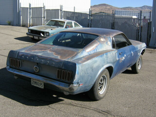 If you're wanting to hit the open road in an american built automobile, but don't want to spend of ton of money for the experience, consider purchasing a used ford mustang. 1969 69 70 Mustang Fastback Xlnt Body Solid California Project Original Paint Classic Ford Mustang 1969 For Sale